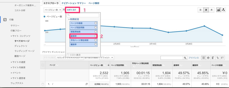 ページ_-_Google_Analytics_と_アナリティクスを使ったサイト分析の仕方 直帰率