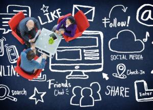 Webマーケティングのイメージ