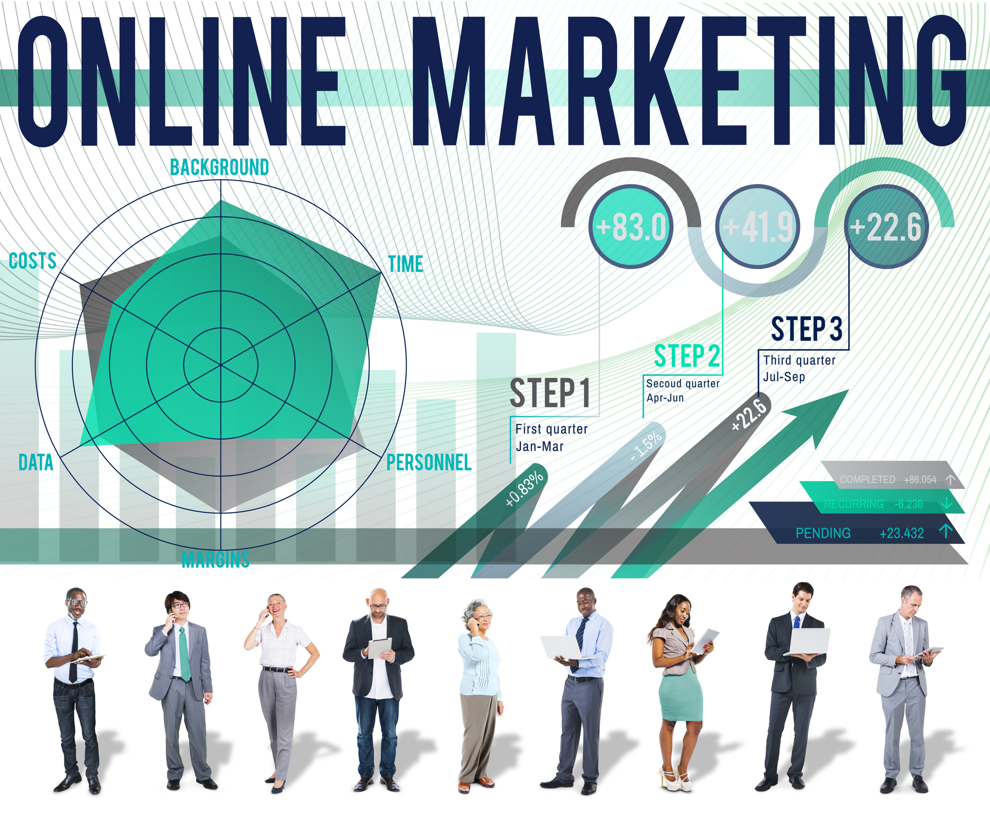 Webマーケティング会社がお勧めできるWebマーケティング企業5選➕1