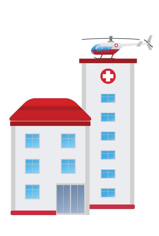 総合病院 C様