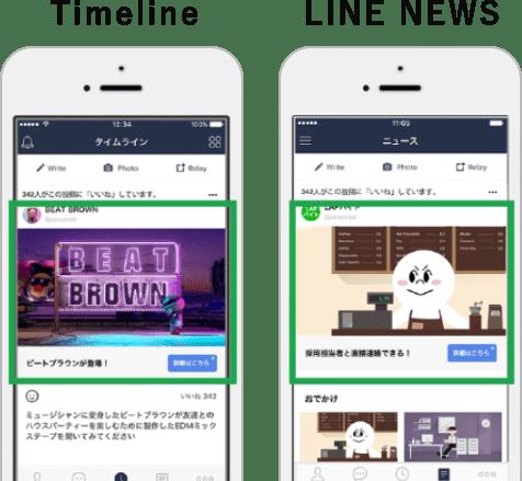 LINE広告とは?